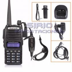 RADIO PORTATIL DUAL BANDA BAOFENG UV-82