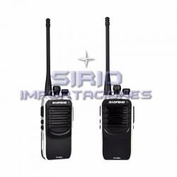 RADIO PORTATIL BAOFENG PAR UHF MODELO BF-888SA