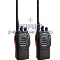 RADIO PORTATIL BAOFENG UHF MODELO BF-888S
