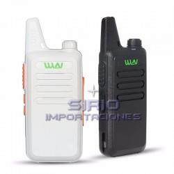 RADIO PORTATIL UHF, WLN MODELO KD-C1