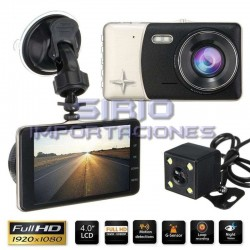 CAMARA DUAL DVR X600 WDR FULL HD 1080P