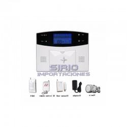 ALARMA INALAMBRICA GSM/PSTN