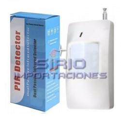 SENSOR PIR DE MOVIMIENTO PARA ALARMA GSM/PSTN