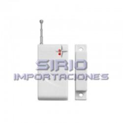 SENSOR DE PUERTA/VENTANA PARA ALARMA GSM/PSTN