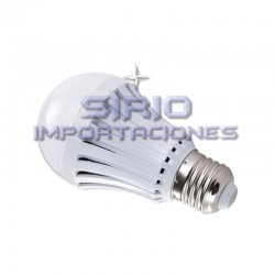 AMPOLLETA LED DE EMERGENCIA RECARGABLE 7W -...