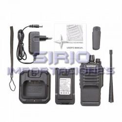 RADIO PORTATIL BAOFENG UHF WATERPROOF MODELO...