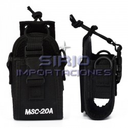 FUNDA PARA RADIO PORTATIL MODELO MSC-20A