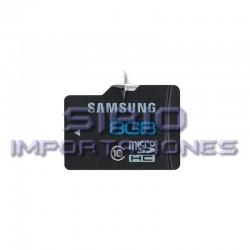 TARJETA DE MEMORIA MICRO SD 8GB C10