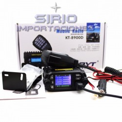 RADIO MOVIL QYT KT-8900D DUAL BANDA 25W
