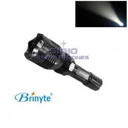 LINTERNA BRINYTE B58 LUZ BLANCA LED CREE...