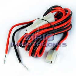 CABLE DE PODER PARA RADIOS MOVILES KENWOOD