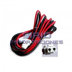 CABLE DE PODER PARA RADIOS MOVILES KENWOOD...