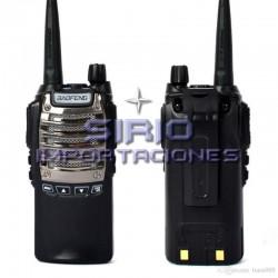 RADIO PORTÁTIL BAOFENG, MODELO UV-8D UHF