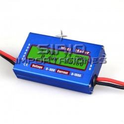 WATT METER, MEDIDOR DE VATIOS DIGITAL LCD...